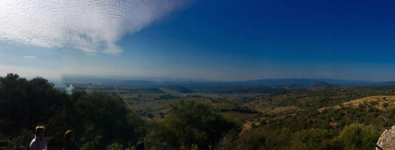 Panoramica Bunker Villafranca