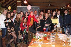 Celebración de cumpleaños Córdoba-Grupo con Juanma