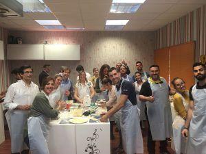 Actividad Master Chef - Team Building Córdoba