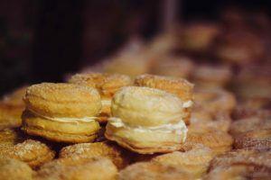 Bocaditos dulces-Evento HURS