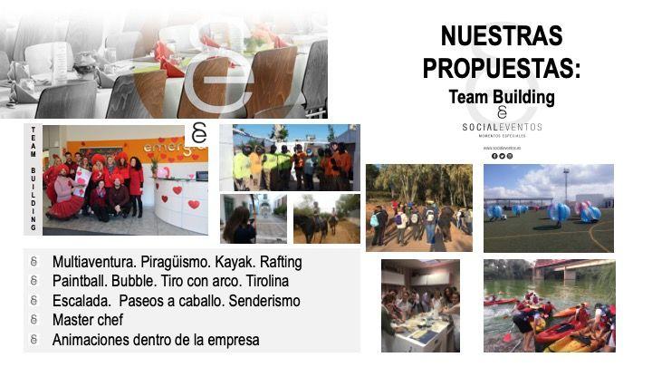 Dosier empresas Social Eventos