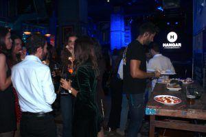 Fiesta residentes 2018 Social Eventos-Comiendo