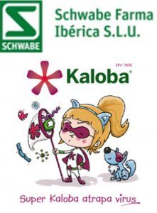 Logo Schwabe y Kaloba Social Eventos