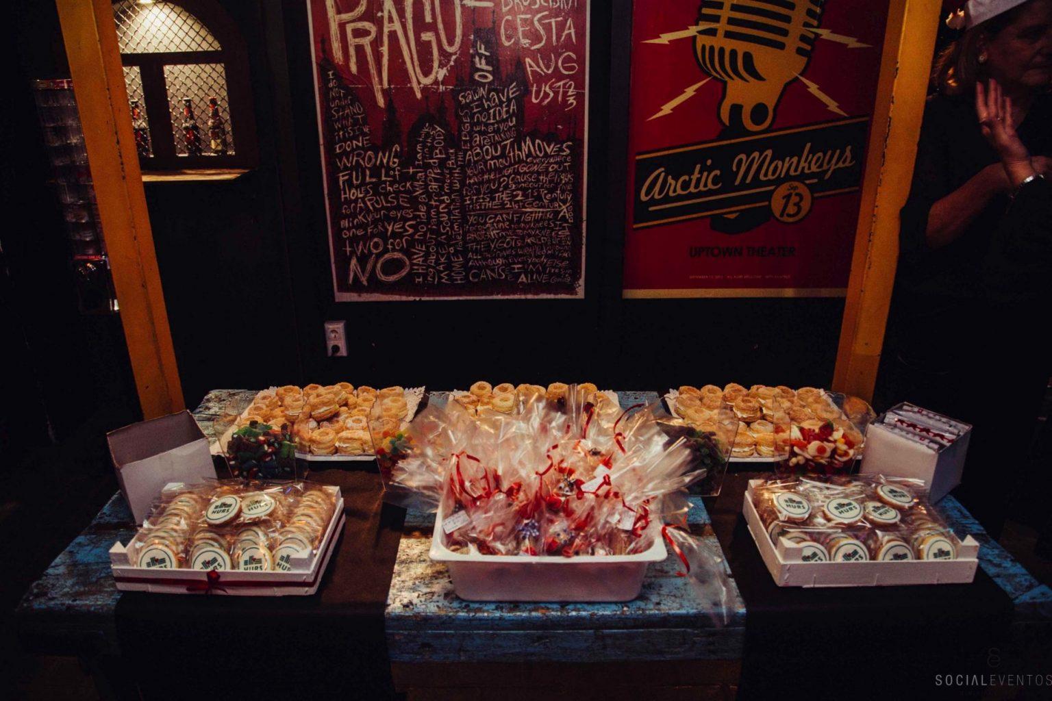 Mesa dulce completa-Evento HURS