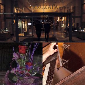 Pedida cena y piano - Cómo organizar una pedida de mano