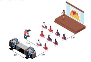 Zona técnica eventos